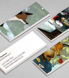 Die 7 Besten Bilder Von Visitenkarten