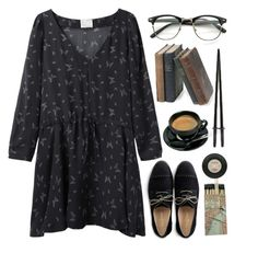 Untitled #48 by amy-lopezx on Polyvore featuring Band of Outsiders and Cole Haan
