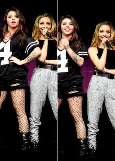 Jade Thirlwall & Jesy Nelson Jade Nelson, Sisters Forever, Mixers, Girl Bands, Little Mix, Harry Styles, Squad, Celebrity, Punk