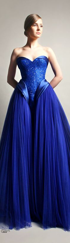 Gemy Maalouf Fall 2014 LBV - If I could just have this, that would be great.