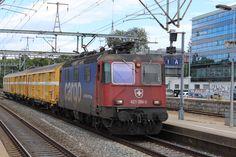 Swiss Railways, Locomotive