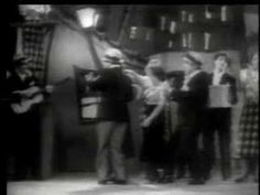 Carlos Gardel dances the Tango