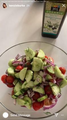 Think Food, Love Food, Healthy Snacks, Healthy Eating, Healthy Recipes, Plats Healthy, Food Is Fuel, Aesthetic Food, Food Cravings