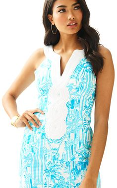 bf5c0a9eb9ff Lilly Pulitzer Valli Printed Shift Dress Grad Dresses