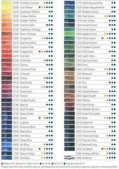 Bildergebnis Für Farben Mischen Tabelle Farben In 2019 Pinterest