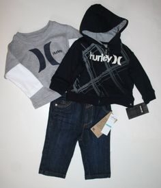 Baby girl Hurley in infant sizes