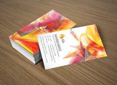 Citrus Paragon Business Card Corporate Cards Visit Carte De Visite