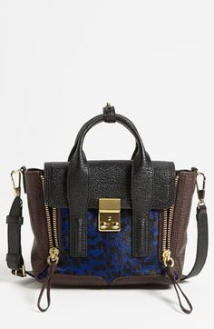 3.1 Phillip Lim 'Pashli - Mini' Leather Satchel