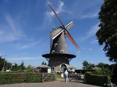 De Kerkhovense Molen (windmill) - Oisterwijk, The Netherlands