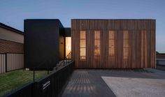 """Wallan Veterinary Hospital is a breathable architectural """"lantern"""" 