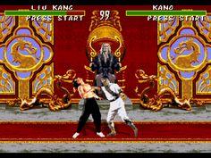 Mortal Kombat Screenshots | GameFabrique