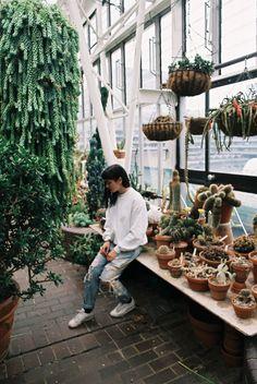 Interior Design – The Secret Garden Cacti And Succulents, Planting Succulents, Planting Flowers, Succulent Arrangements, Love Garden, Dream Garden, Garden Ideas, Porch Styles, Greenhouse Interiors
