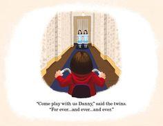 Movies R Fun. Pixar artist draws rated-R movie scenes for kids.