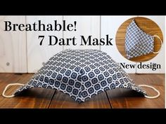 Sewing Tutorials, Sewing Projects, Sewing Patterns, Hat Patterns, Sewing Tips, Sewing To Sell, Free Sewing, Easy Face Masks, Diy Face Mask