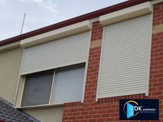 Our stylish #electric #shutters are ideal #domestic & #residential properties and suitable for #commercial #buildings.