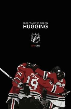 Hockey Hugs