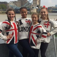 The girls in London
