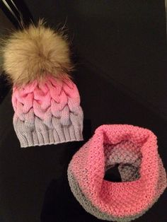 New Ideas sewing baby hat winter Cable Knitting Patterns, Knitting Yarn, Baby Knitting, Crochet Winter, Knit Crochet, Crochet Hats, Diy Bags No Sew, Knit Beanie Hat, Fur Pom Pom