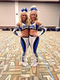 Cheer Athletics Cheetahs new 2015 uniforms with leggings