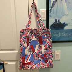 Jack wills tote Great confirm good as new jack wills tote! Jack Wills Bags Totes