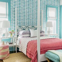 Florida Beach Cottage: The Girl's Room