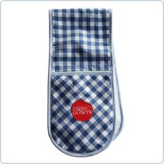 Camilla, blue tartan, potholder http://www.cherryonthepie.com/product.php?artid=184=17# €17,50