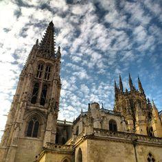 """""""La Catedral de #Burgos"""" ...por @ligredesubi en #Instagram"""