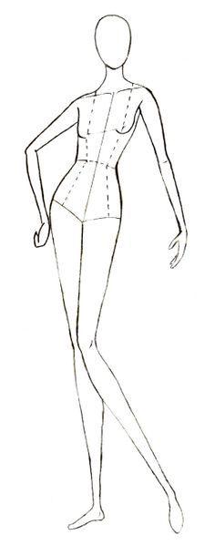 Fashion Design Drawing - Fashion Design Sketches Feet Legs Part 1 - fashion designer templates