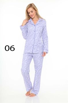 100% Cotton PJ's | Small-3XL