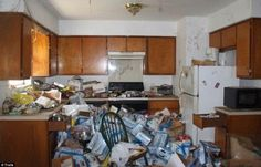 This Trash-Filled Texas Home Is the Most-Viewed Real Estate Listing on the Internet  - CountryLiving.com