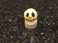 easy halloween light up ghost craft 2 options , crafts, decoupage, halloween decorations, seasonal holiday decor