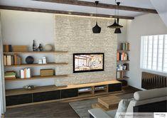 Neszményi Design - Neszményi Lilla lakberendező és látványtervező blogja: Legújabb munkám: egy budaörsi családi ház látványtervei