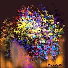 Alexis Bonavitacola - Cascade of Colorful...