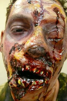 zombie make up   Monster Makeup FX   Special Effects Makeup   Creature Design ...