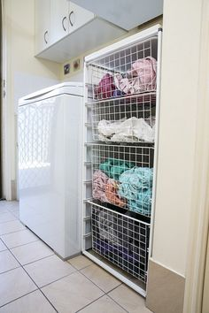 {The Organised Housewife} Organising the dirty laundry 1