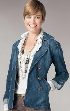 can't stop buying Cabi denim jackets!  fall 2011