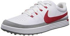 6aeb63ab10d1eb Nike Golf Men s Lunarwaverly High Performance Golf Shoe