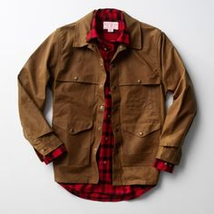 Filson's classic, frontier-tested outerwear now comes in a narrower, weekday (and workday) friendly cut.