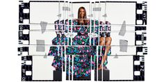 KENZO X H&M features Iman, Chance the Rapper and Suboi - Be Asia: fashion…