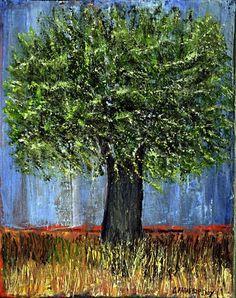 Small Olive Tree 3
