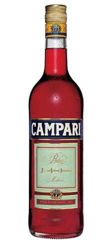 I have to admit, I've tried Campari by itself before, and was not a fan of it solo. I am open to trying it mixed with other things, but definitely not my preference for an apertif to sip by itself.