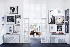 At first glance, you'd be forgiven for thinking the light-drenched interior of Australian fashion public relations firm AWPR is a carefully curated boutique gallery in Chelsea, New York. Crisp... title=