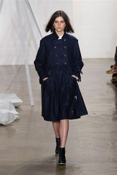 Suno - New York - Autunno Inverno 2013/2014 - Sfilate - MarieClaire