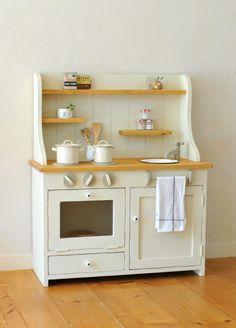 ままごとキッチン‐ハンドメイド家具 cafe de blanc カフェ ド ブラン
