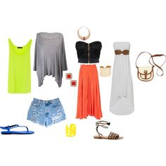 Love these styles!, created by rachel-gatt on Polyvore