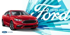 Introducing the New 2017 Ford Fusion & Ford Fusion Hybrid Sedan | Ford.com