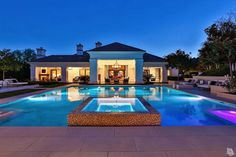 Wayne Gretzky's House - 129 Hampstead Court, Westlake Village, CA 91361 #mansion #dreamhome #dream #luxury http://mansion-homes.com/dream/129-hampstead-court-westlake-village-california-wayne-gretzky-house/