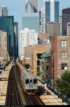 RailPictures.Net Photo: CTA 3469 Chicago Transit Authority Budd 2600 Series at Chicago, Illinois by Sam D.