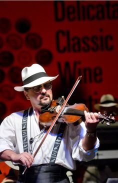 The Delicata Wine Festival's musical highlight: George 'Puse' Curmi & Band.