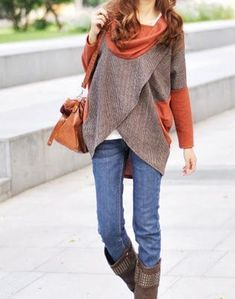 Style for over 35 ~ Perfect for comfy days...